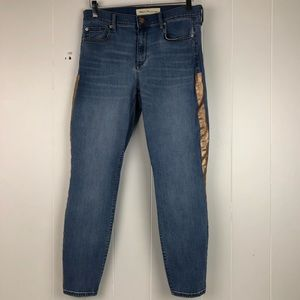 GAP 1969 True Skinny Ankle High Rise Jeans -30R